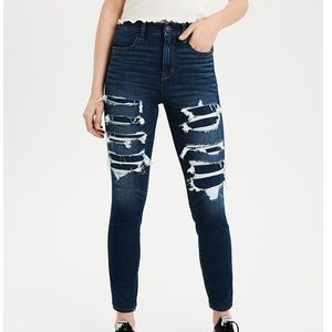 AE High Waisted Jegging